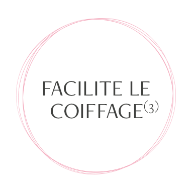 Luxéol Shampooing Lissant facilite le coiffage