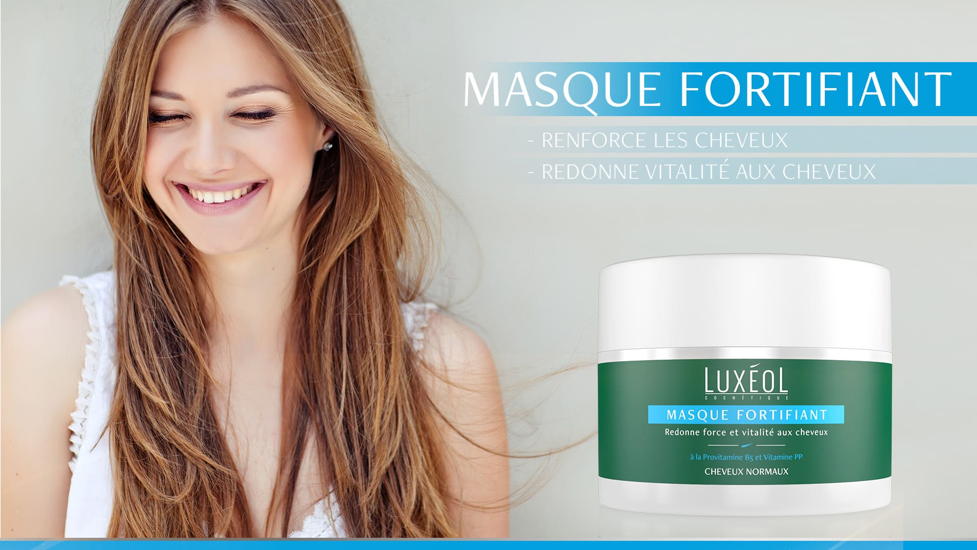 Luxéol Masque fortifiant