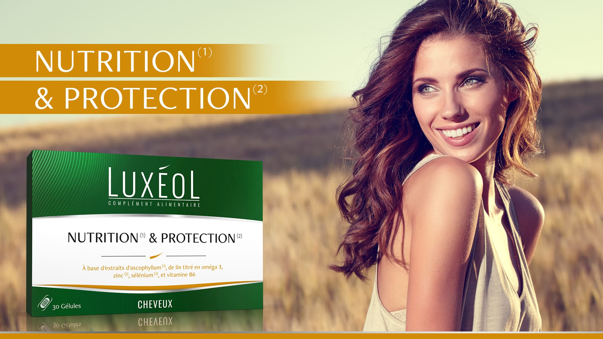 Luxéol Nutrition & Protection