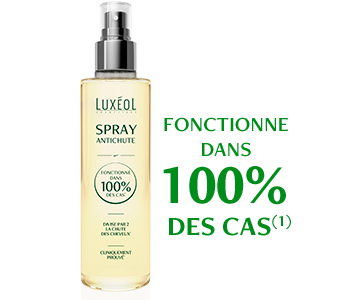 Luxéol Spray Antichute